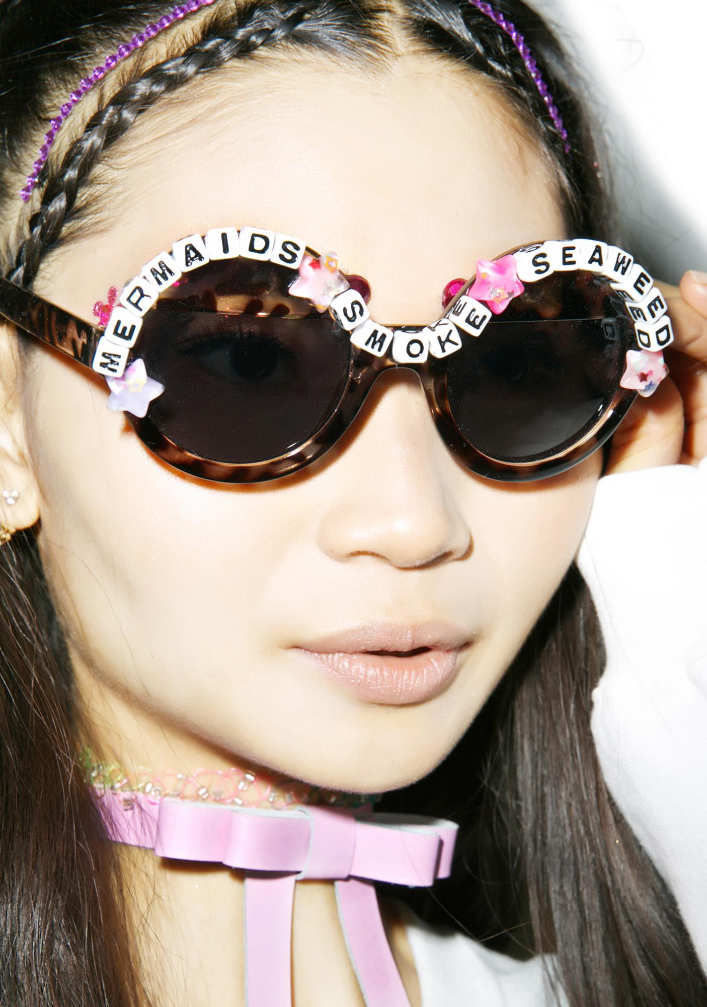 Rad and Refined Seaweed Swisha Sunnies