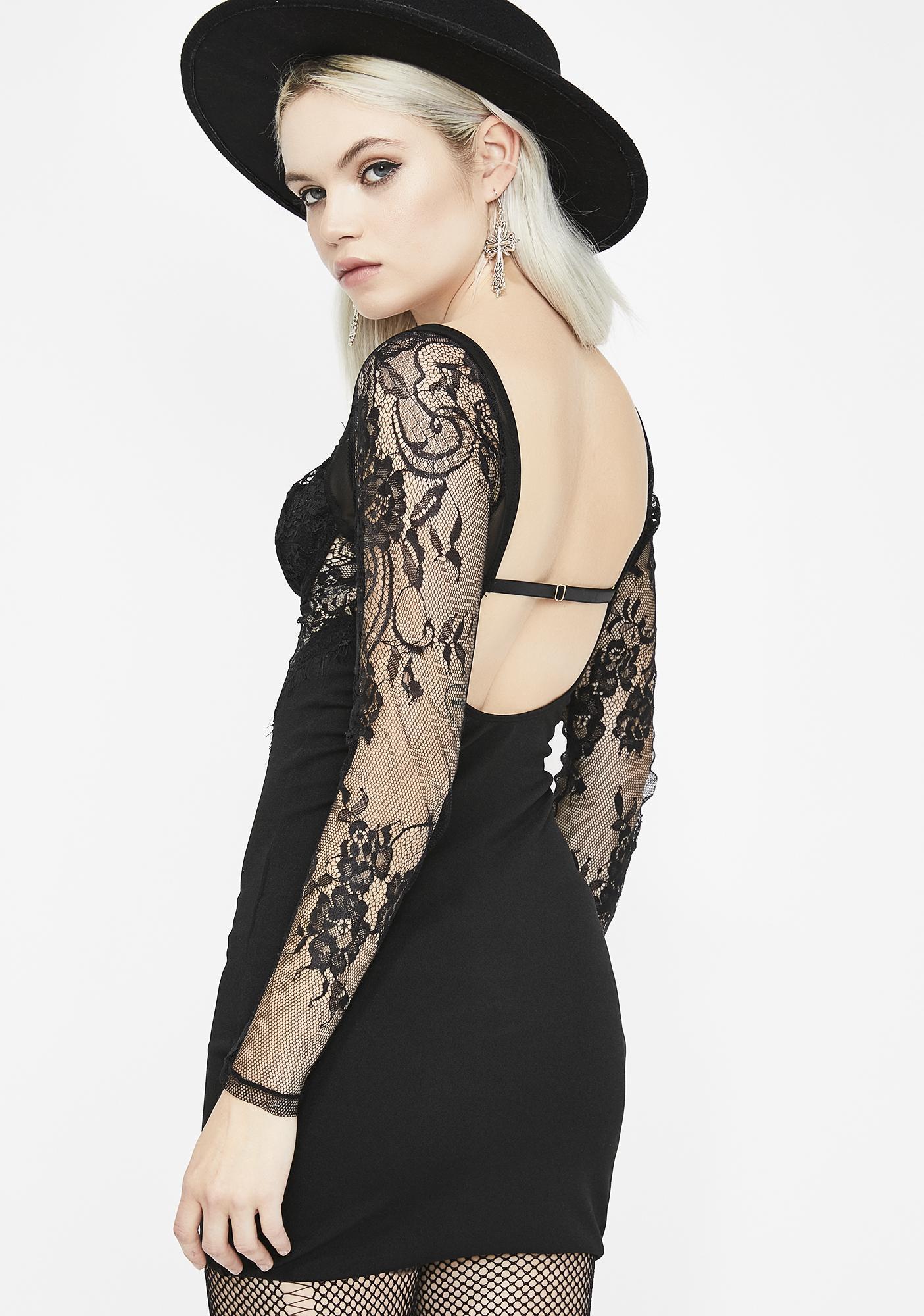 HWIC Lace Dress