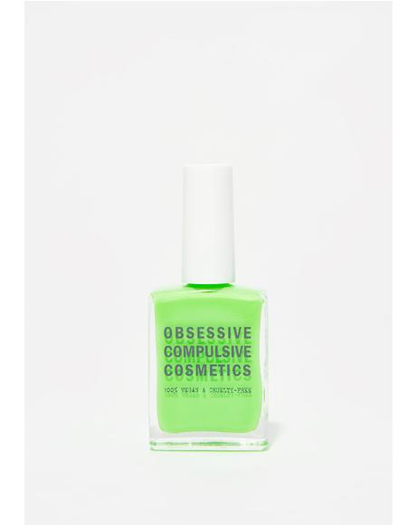 Deven Green Nail Lacquer