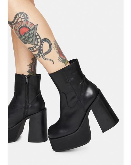 Siene Leather Boots