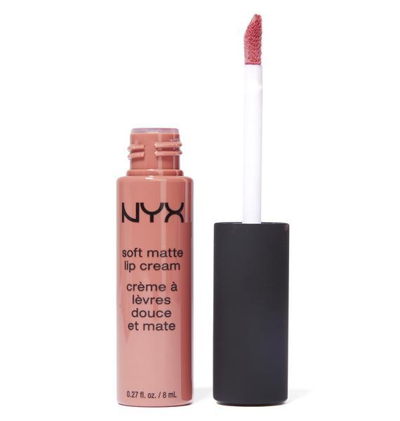 NYX Cannes Soft Matte Lip Cream