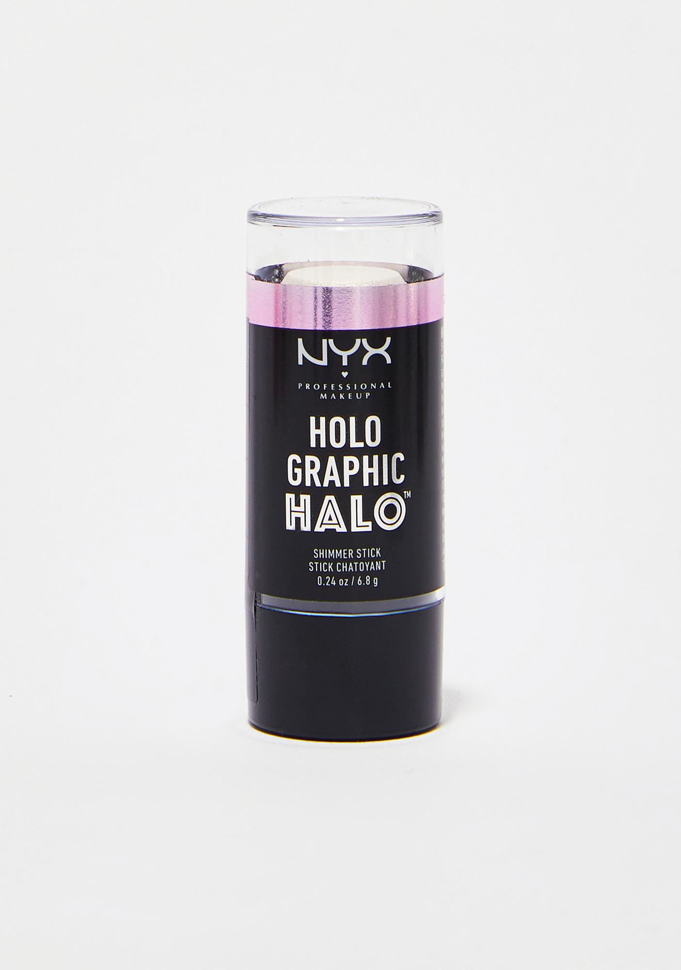 NYX Reflector Holographic Halo Shimmer Stick