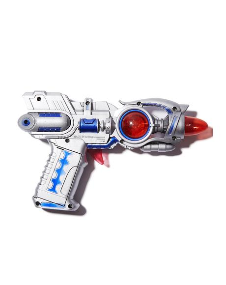 Space Ranger Toy Gun