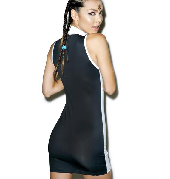 Nympha Suck It Mini Dress