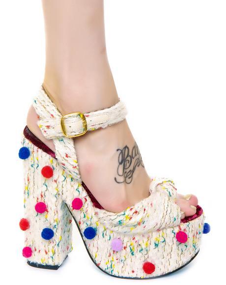 Tic Tac Toe Heels