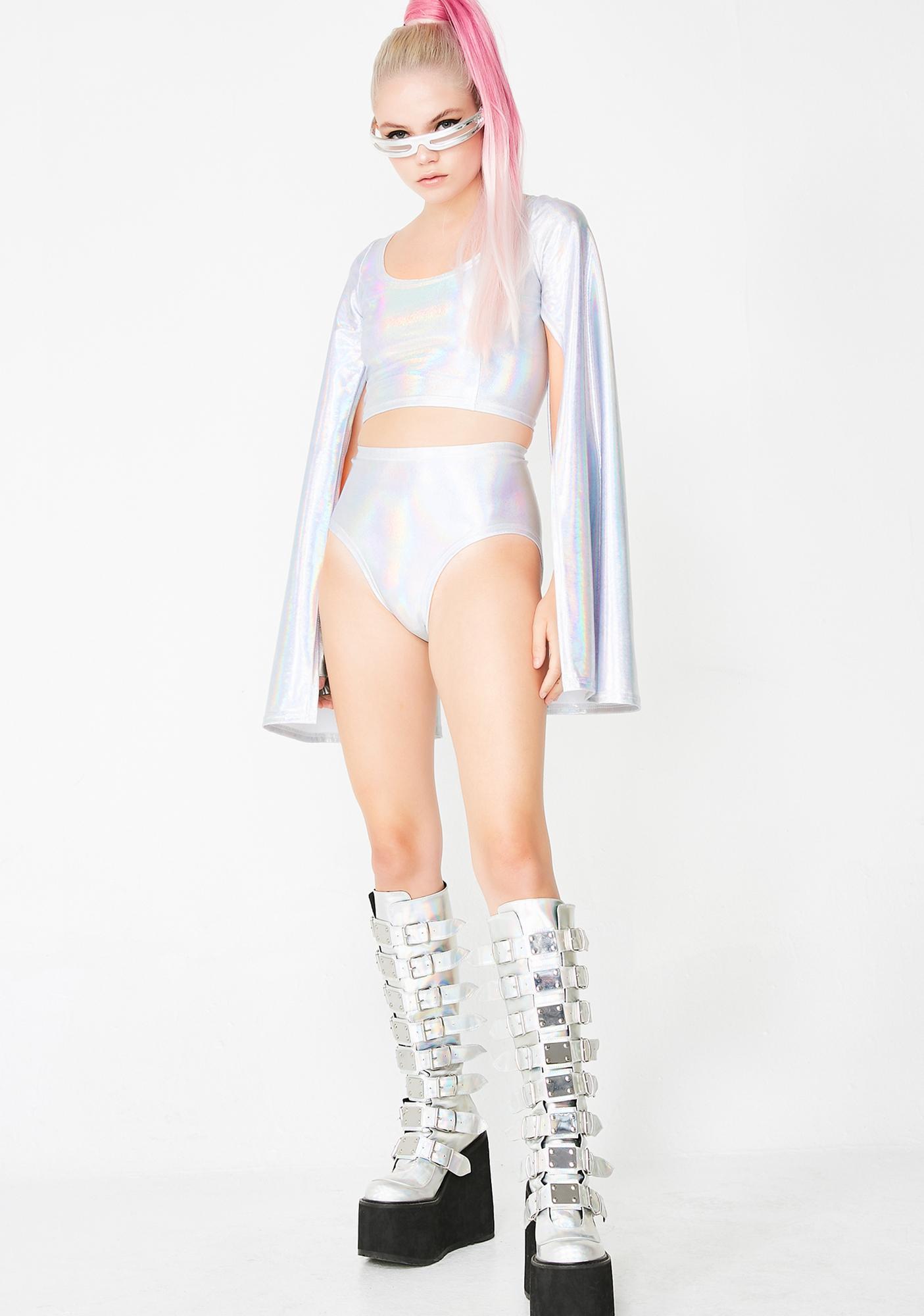 MolliPop Glow Opal Dust Bo Peep Shorts