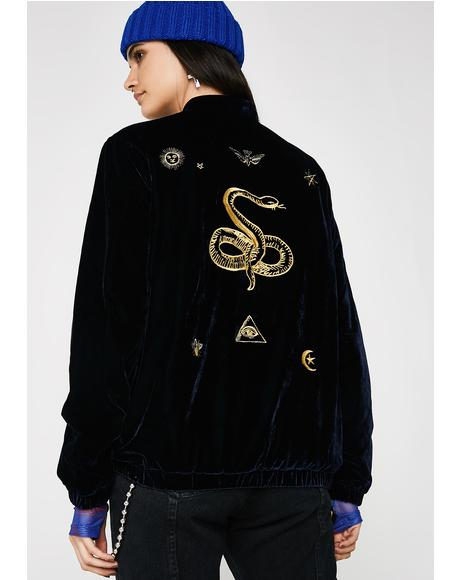 Spades Jacket