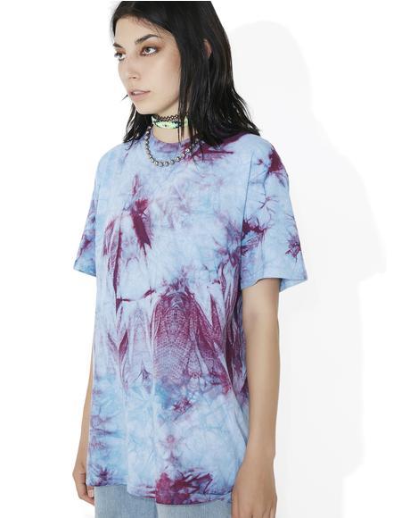 Liquid Sky Tie Dye Tee