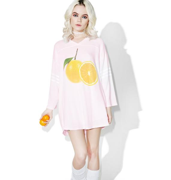 Wildfox Couture OJ Jersey Tunic