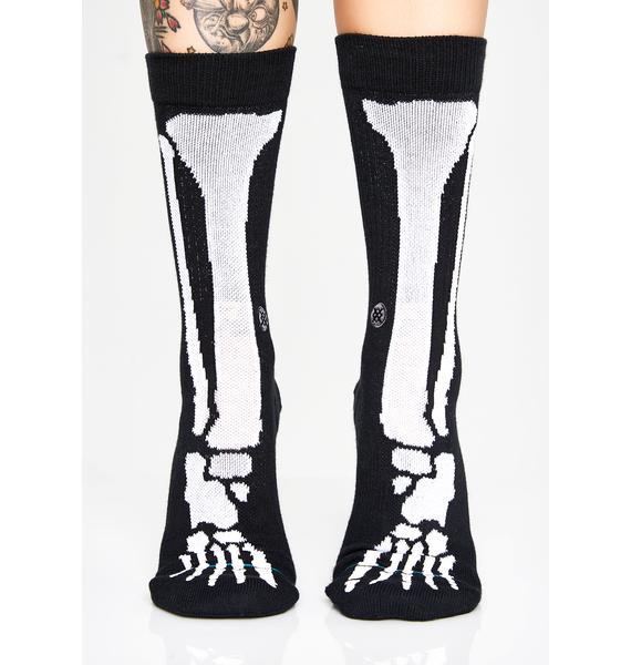 Stance Bones 2 Socks
