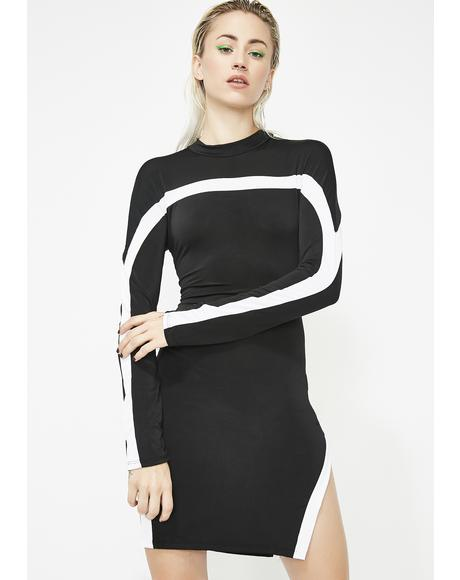 Bad Lil Biddy Bodycon Dress
