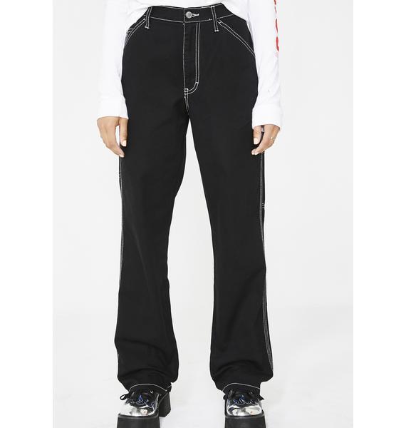 Dickies Girl Midnight Carpenter Pants