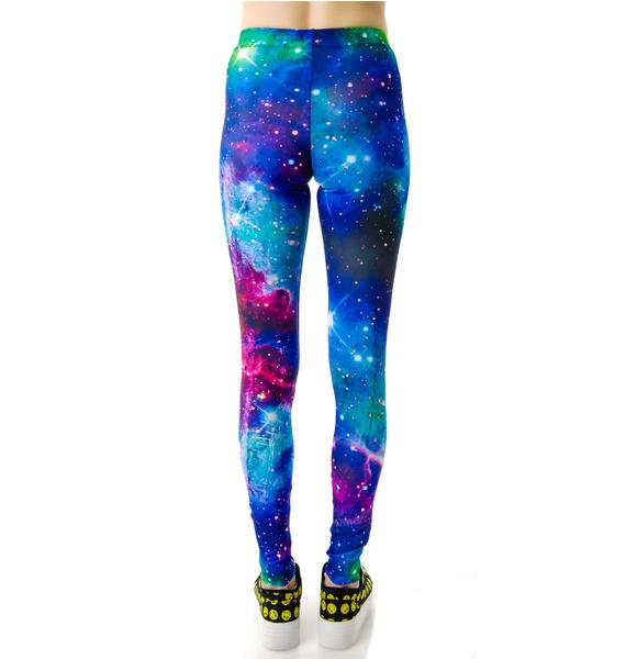 Disturbia Nebula Legging