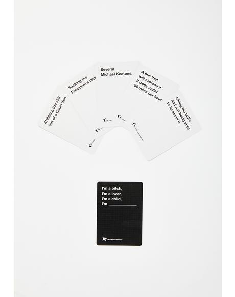 Cards Against Humanity 90s Expansion Pack
