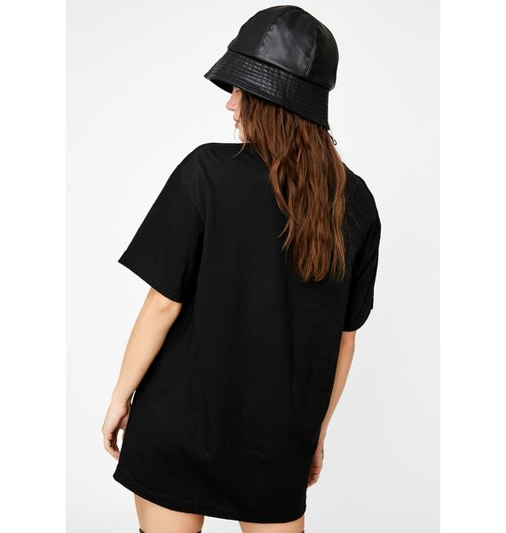 Lurk Hard Black Diamond Graphic Tee