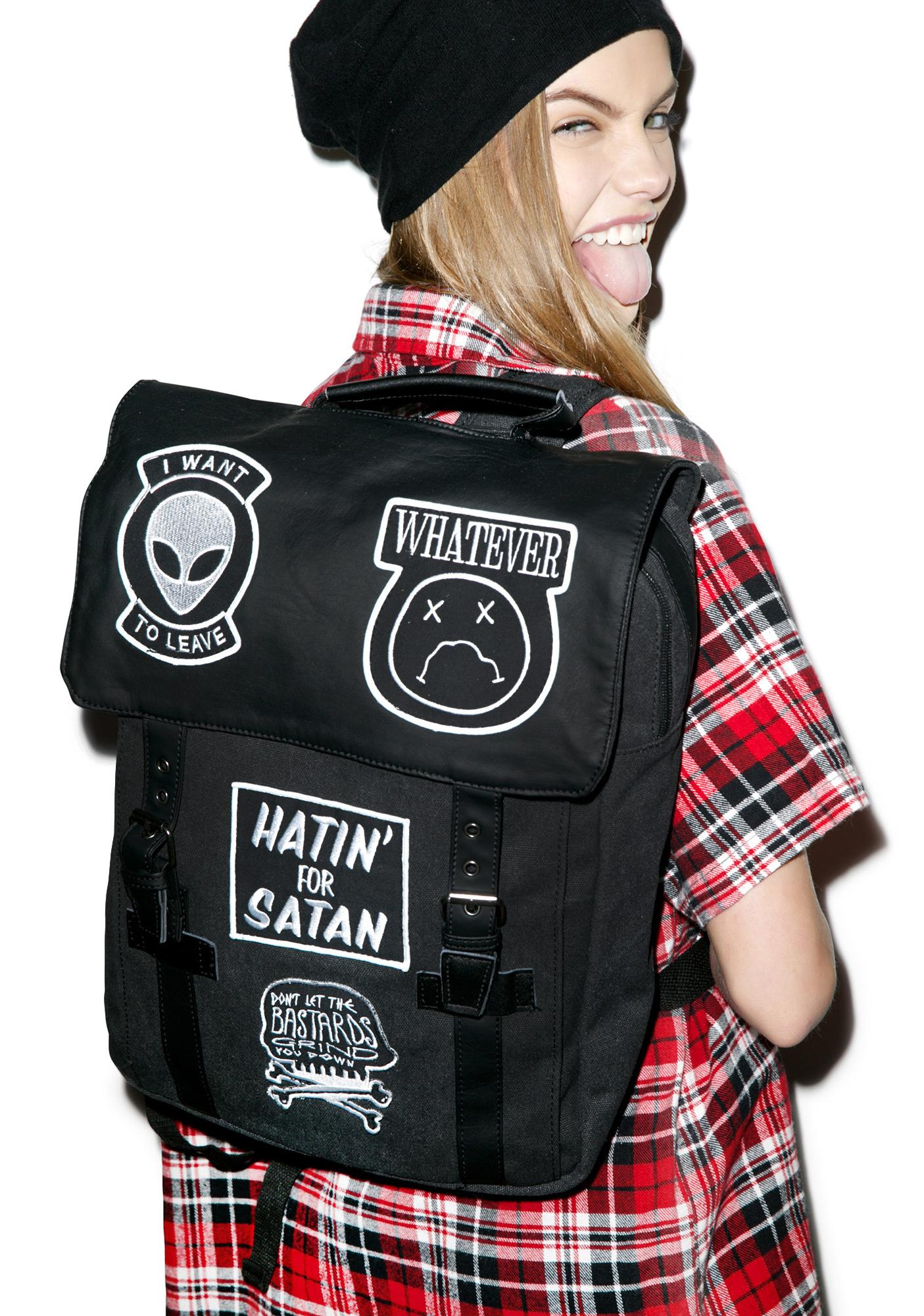 Disturbia P.M.A. Backpack