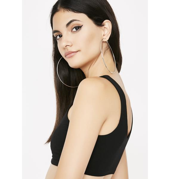 Zen Out Crop Top