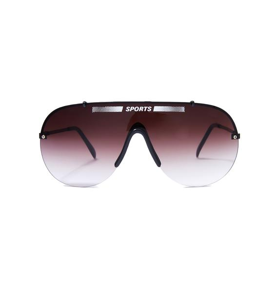 Numba One Sports Sunglasses