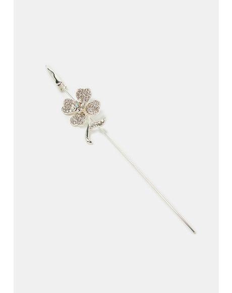 Audrey Hepburn Flower Joint Holder