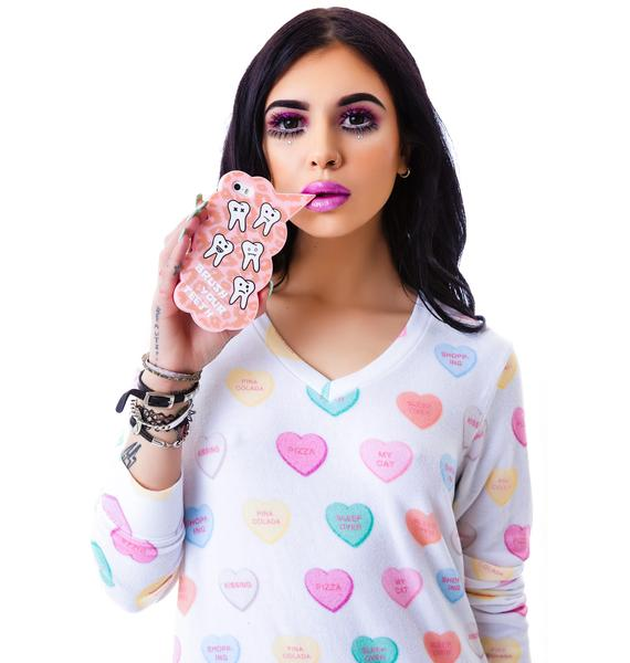 Candies x Hannah Beth Brush Your Teeth iPhone 5 Case