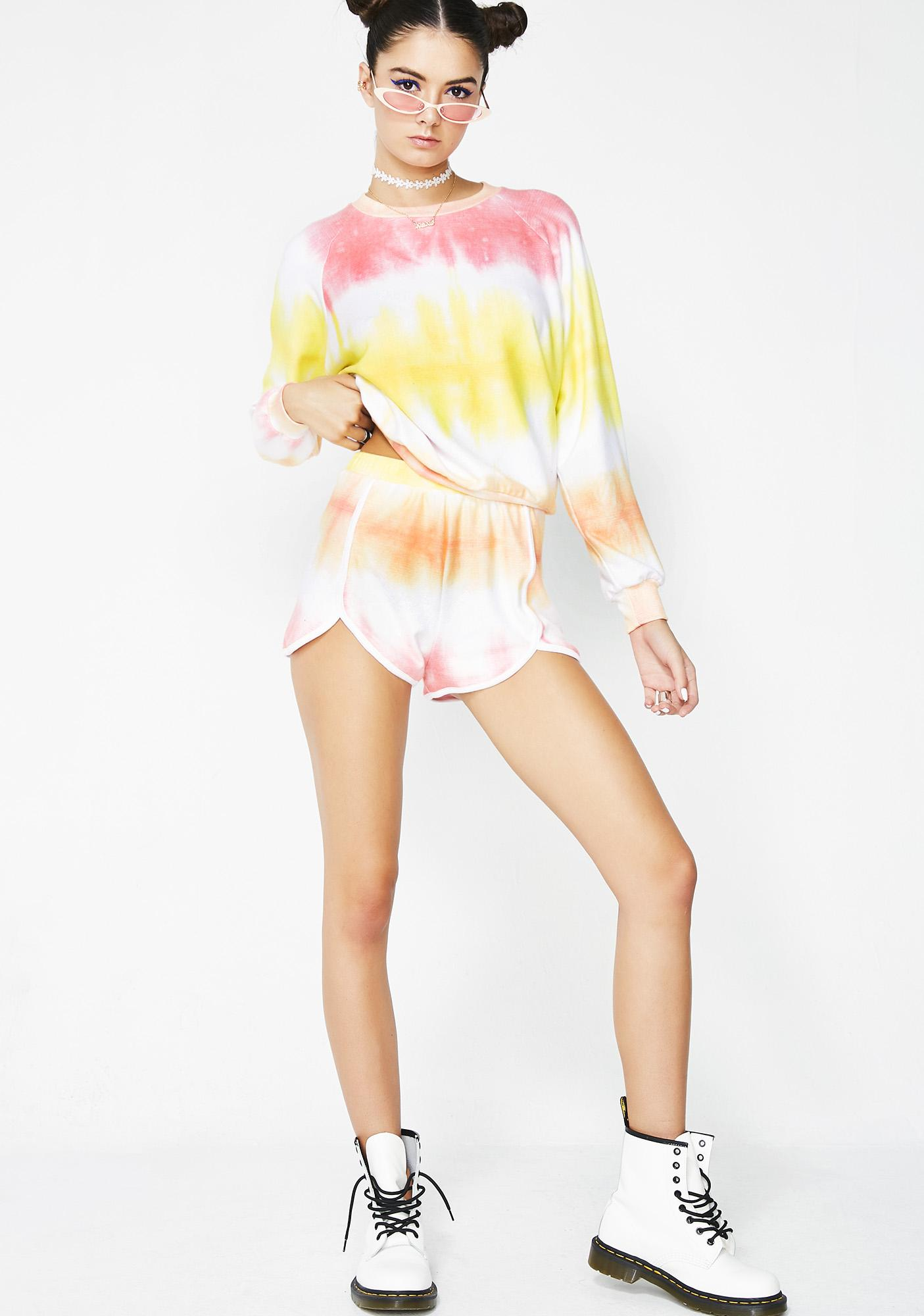 Wildfox Couture Sorbet Lane Shorts