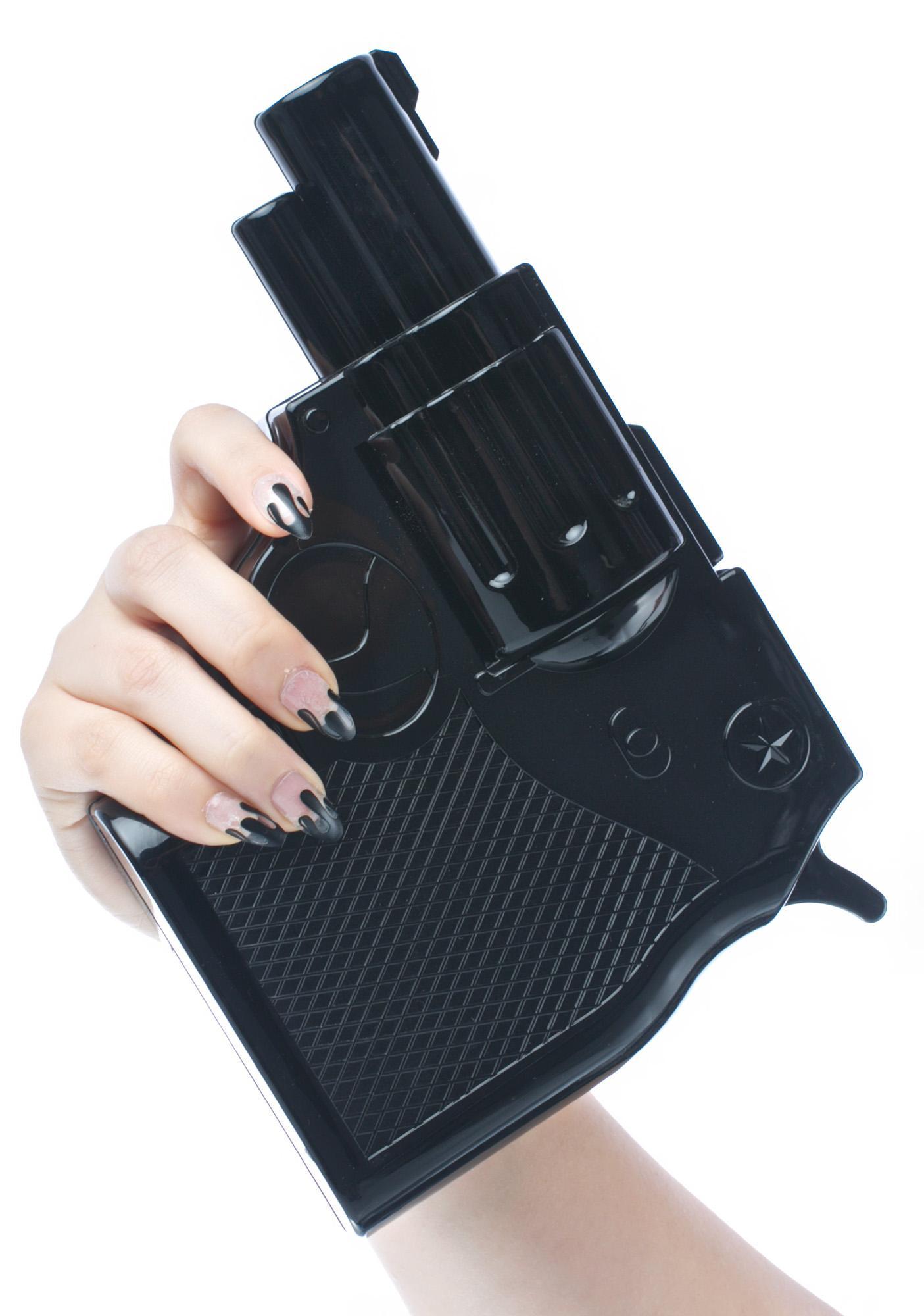 To Live or Die Gun Clutch