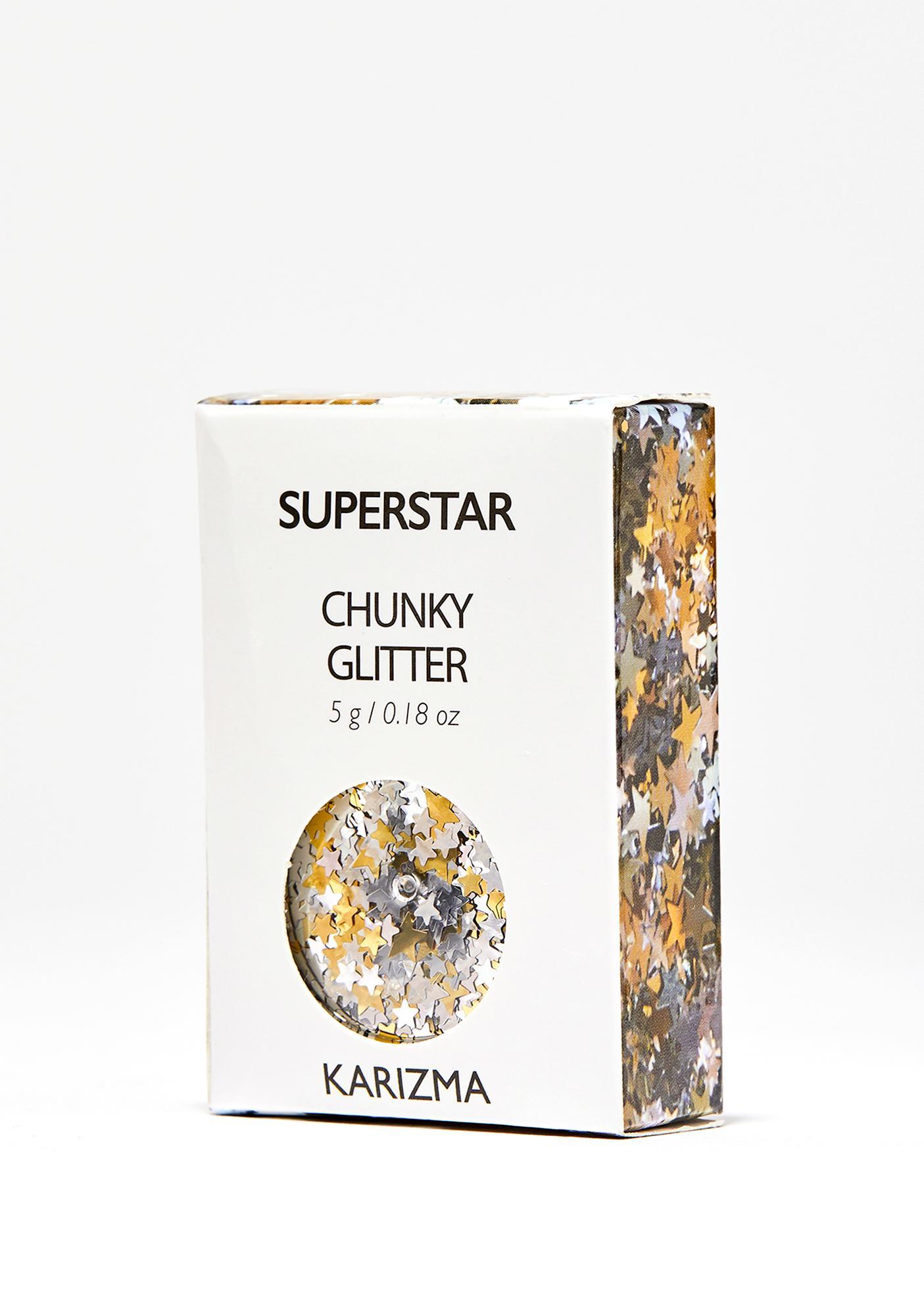 Karizma Beauty Superstar Chunky Glitter