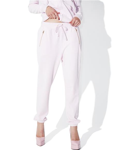 Velour Silverlake Pants