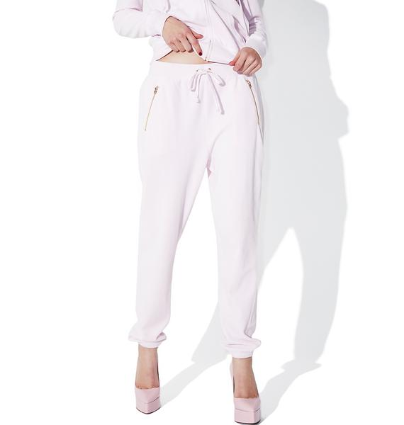 JUICY COUTURE Velour Silverlake Pants