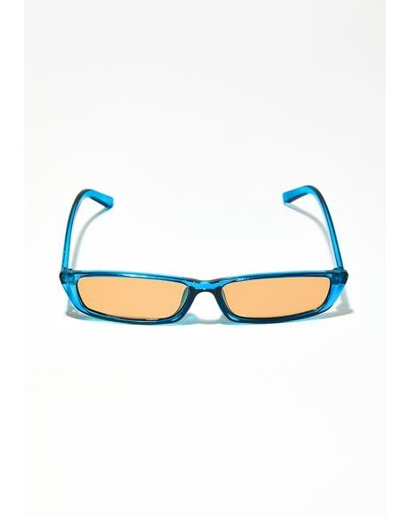 Low Tide Skinny Sunglasses
