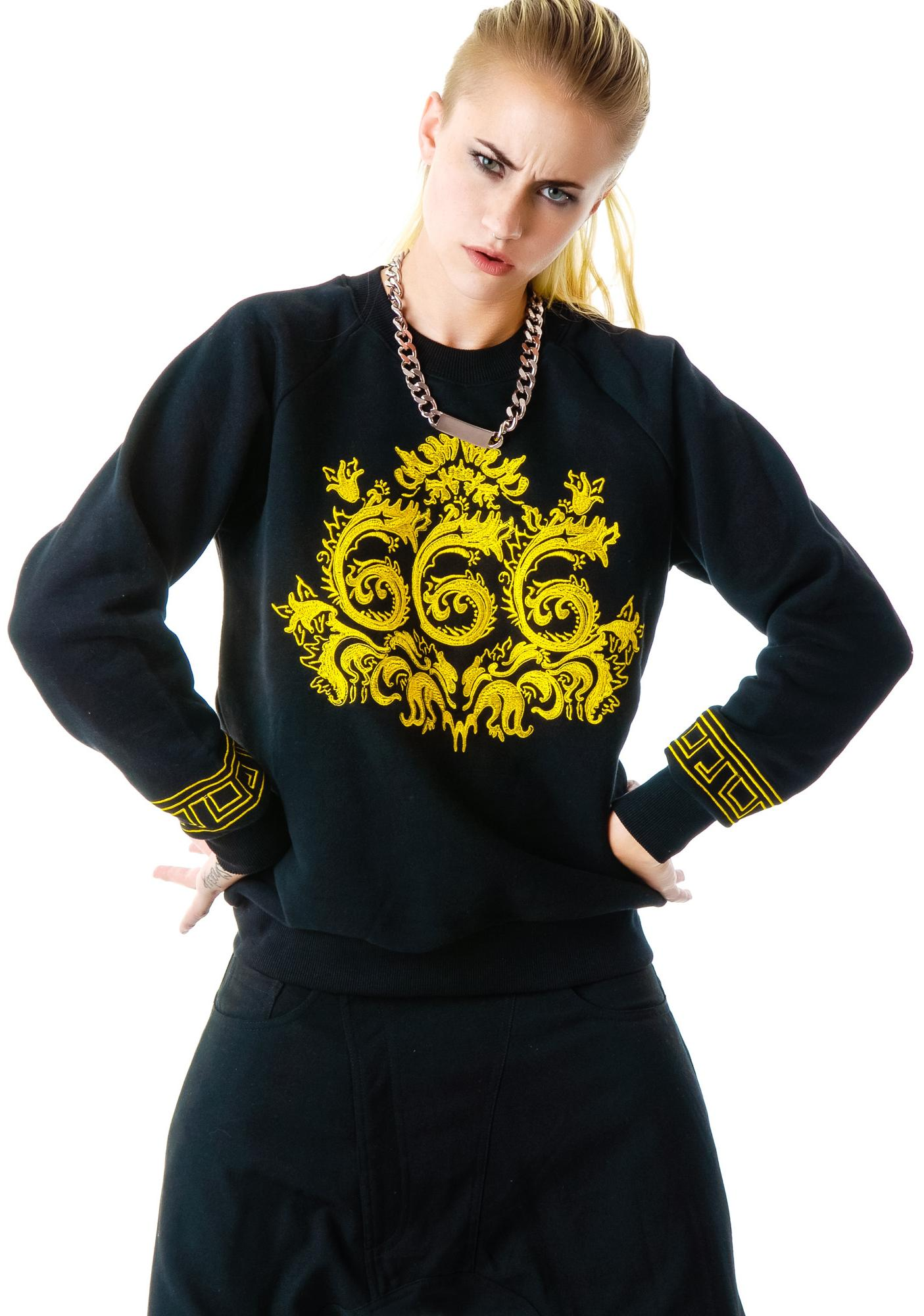 UNIF Ornate6 Sweatshirt