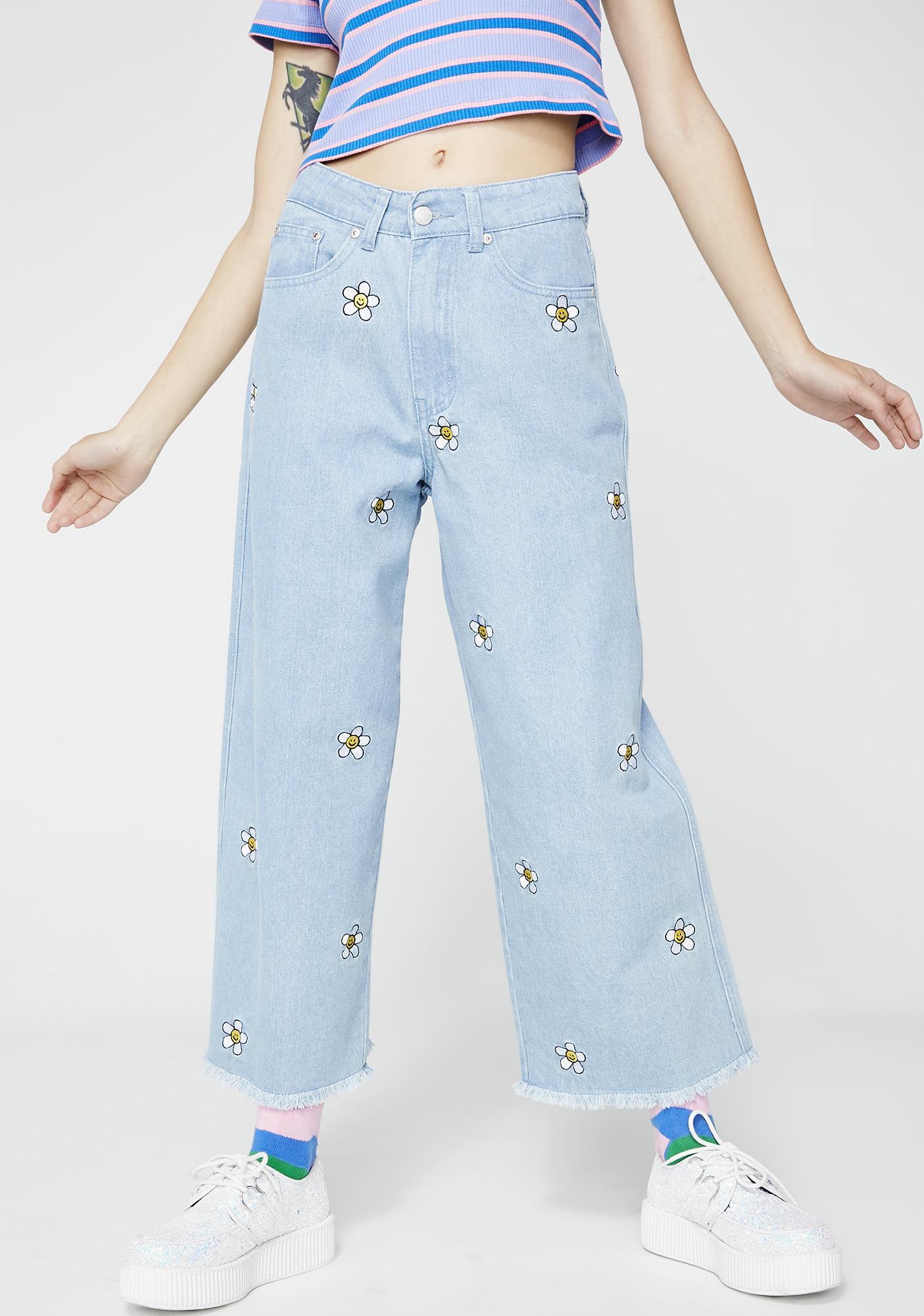 Lazy Oaf Daisy Jeans