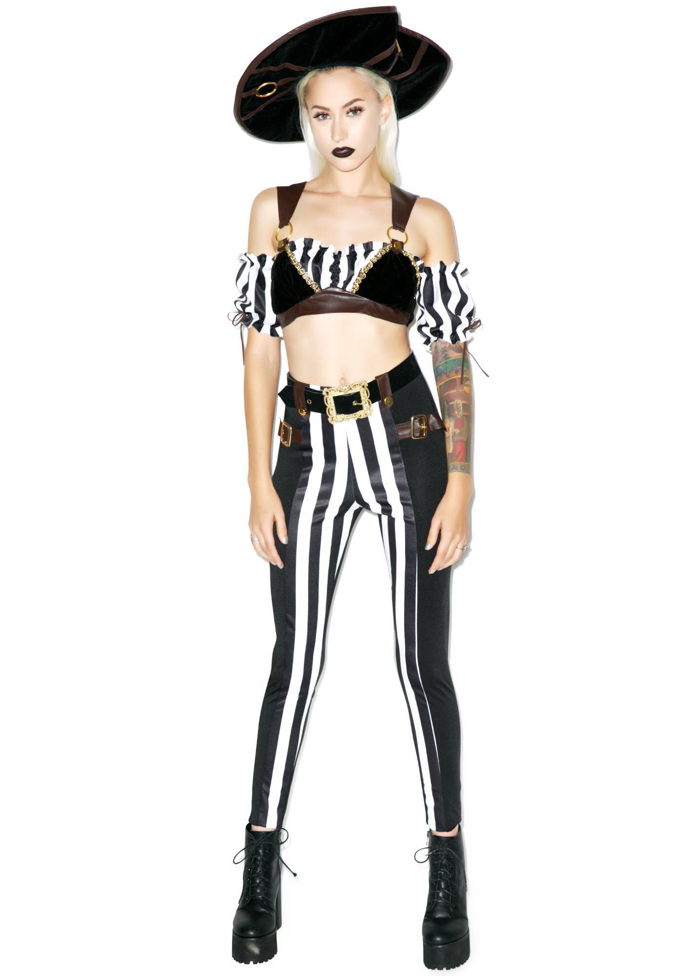 Pirate's Booty Costume