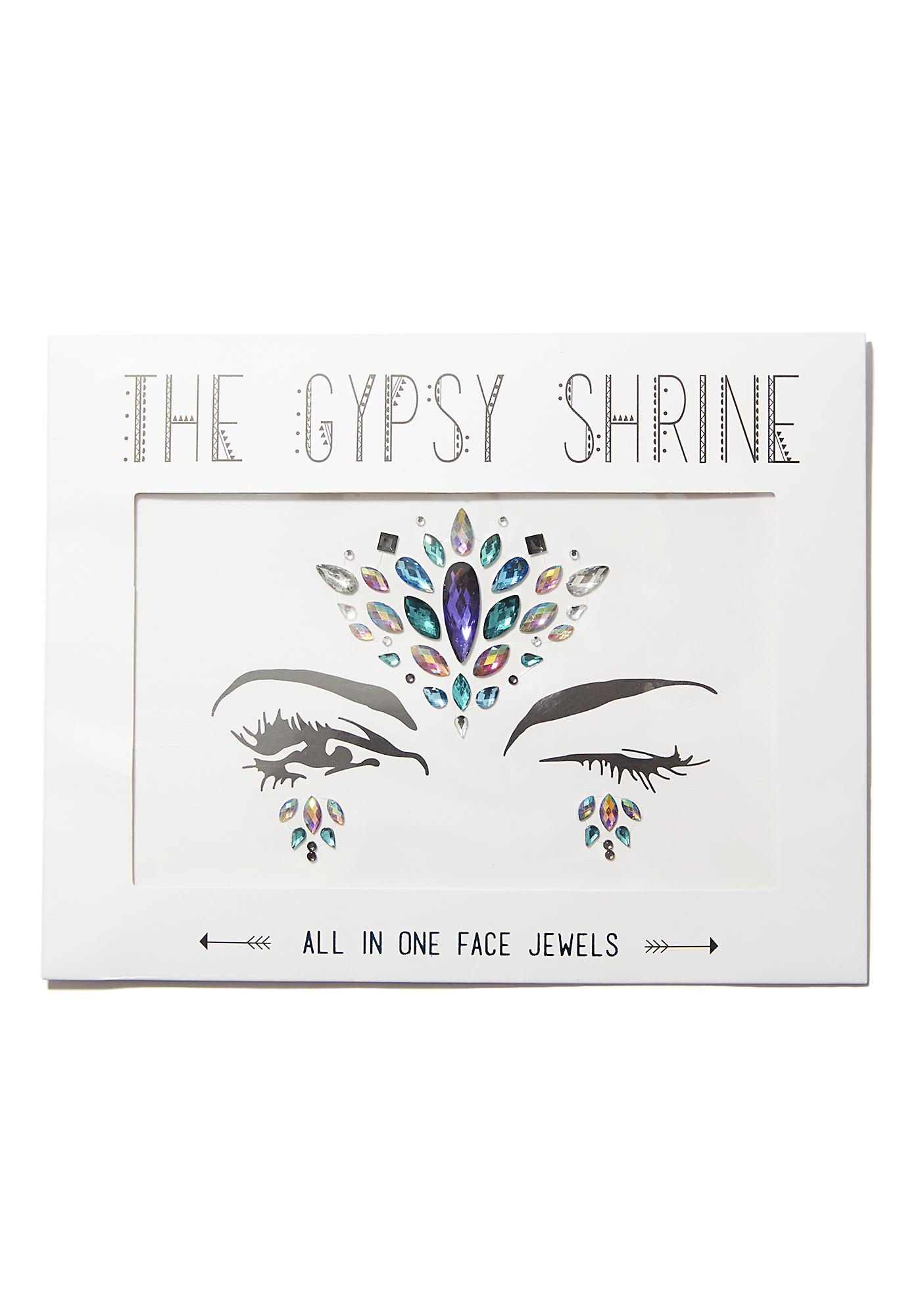 The Gypsy Shrine Disco Nights Face Gems