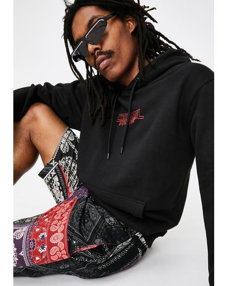 Dragon Hoodie Sweatshirt