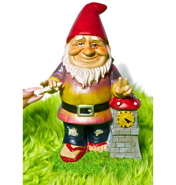 Whatzup The Garden Gnome Dude