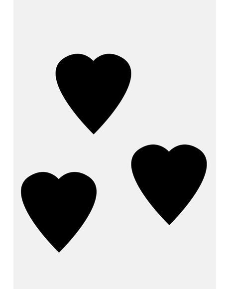 Make It Pop Heart Stamp Marker