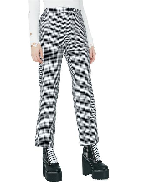 Acapulco Checkered Pants