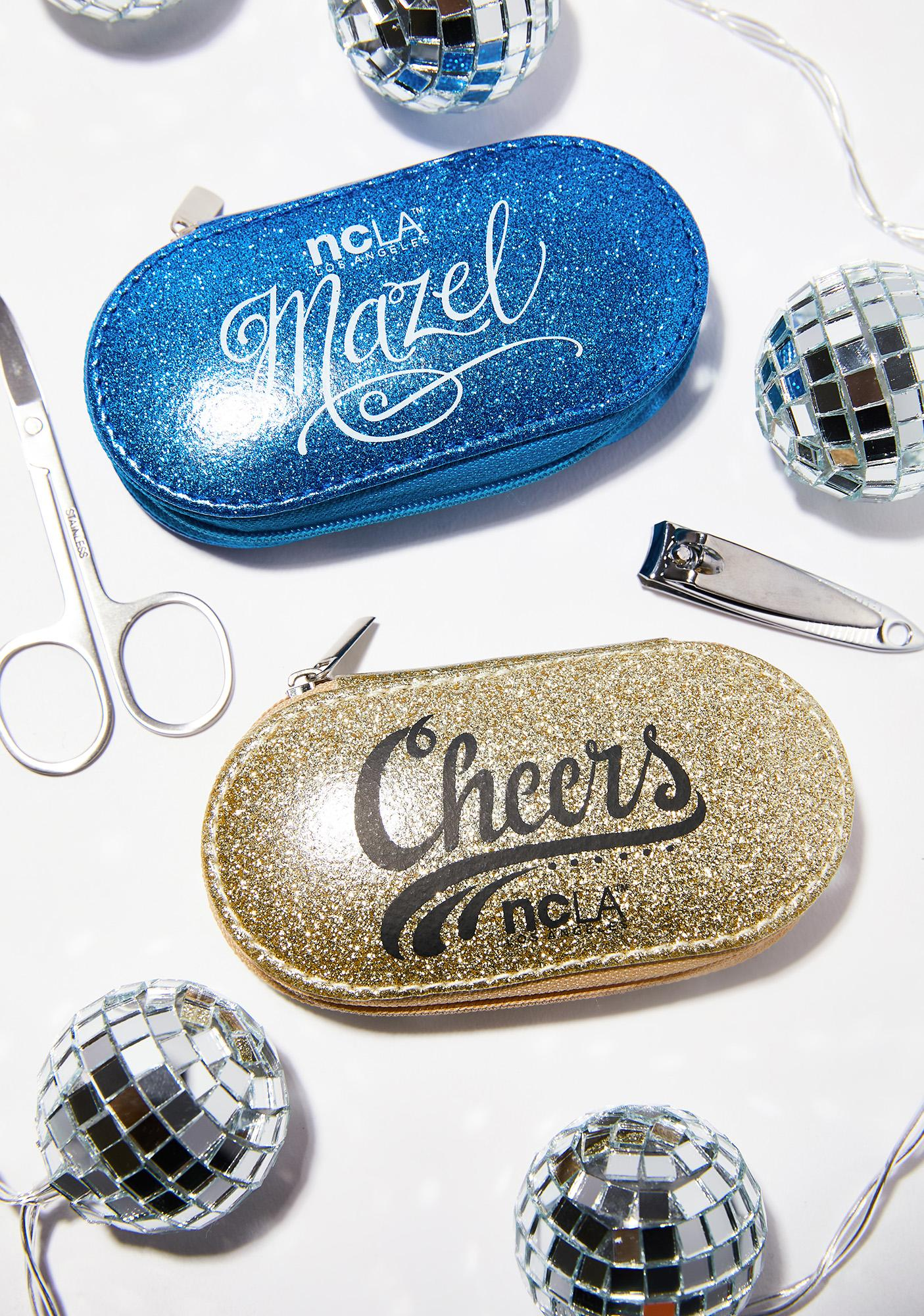 NCLA Cheers Nail Tool Kit