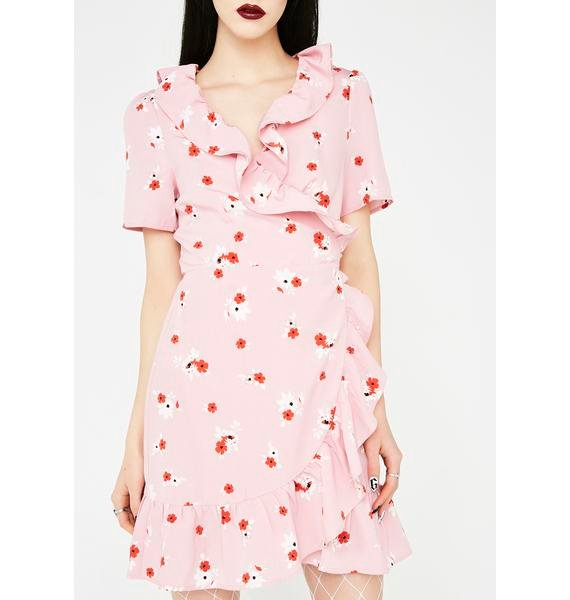Keep Dreaming Floral Dress