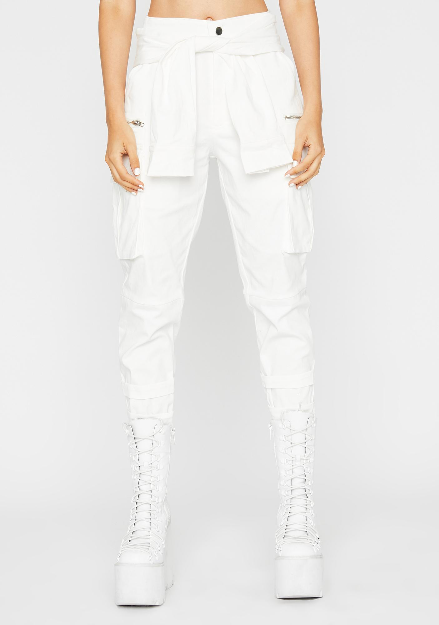 Iced Feisty Fuel Cargo Pants