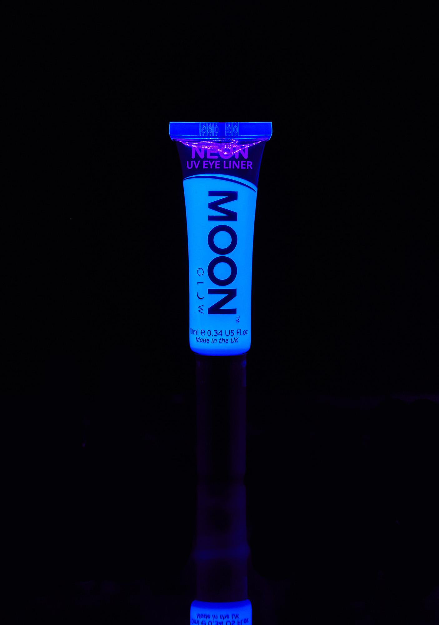 Moon Creations Neon Intense Blue UV Eyeliner
