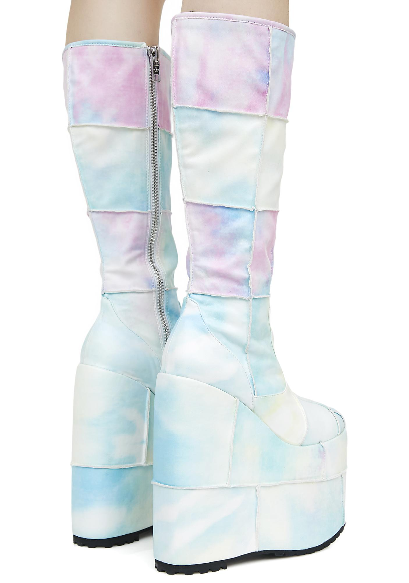 Current Mood Deep Dive Platform Boots