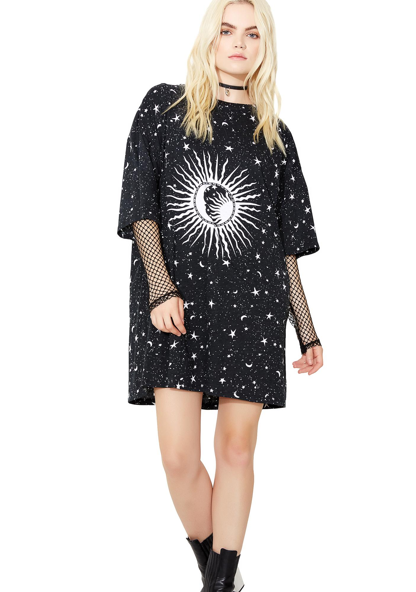 Motel Midnight Sunny Kiss Dress