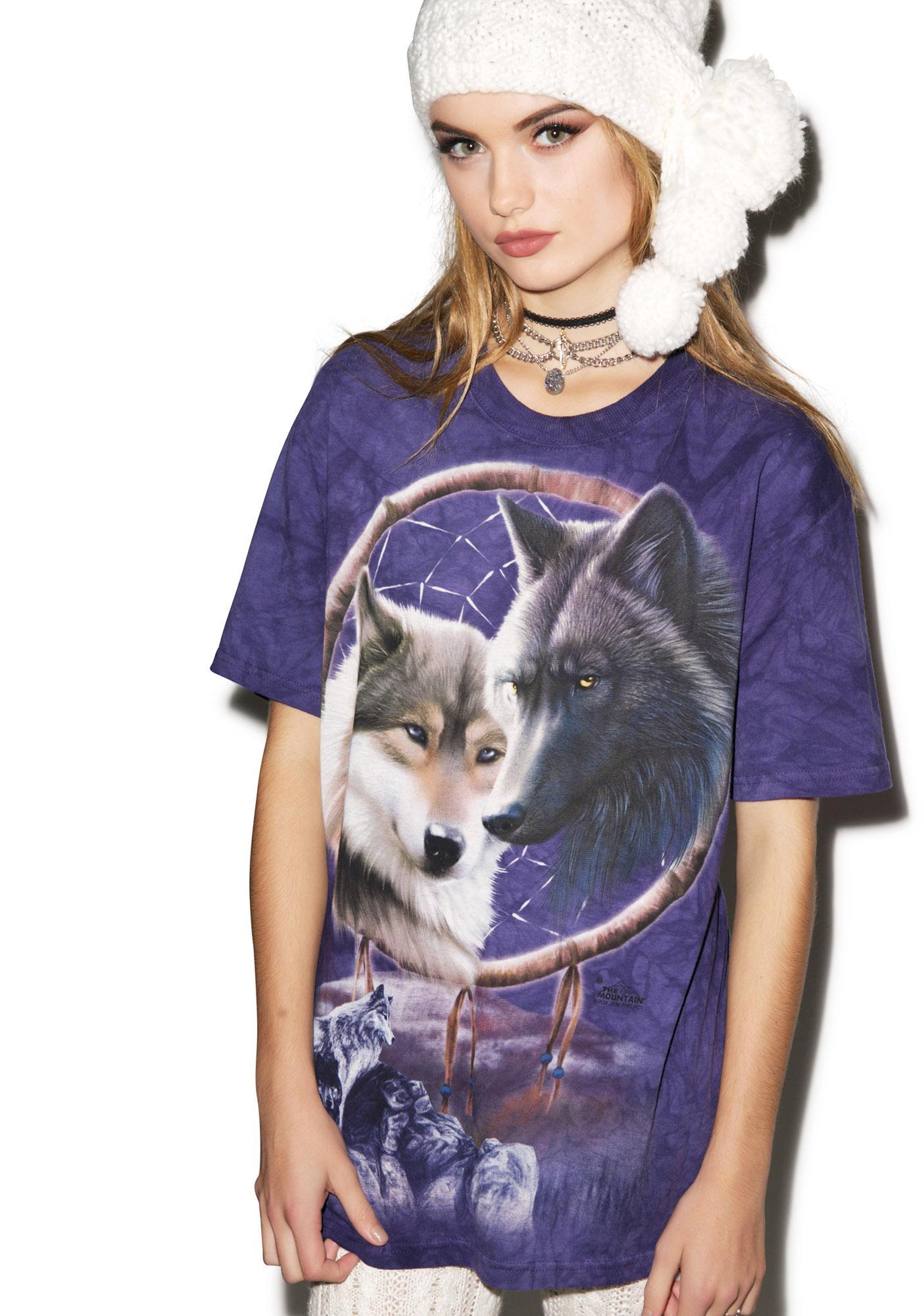 Dreamcatcher Wolves Tee