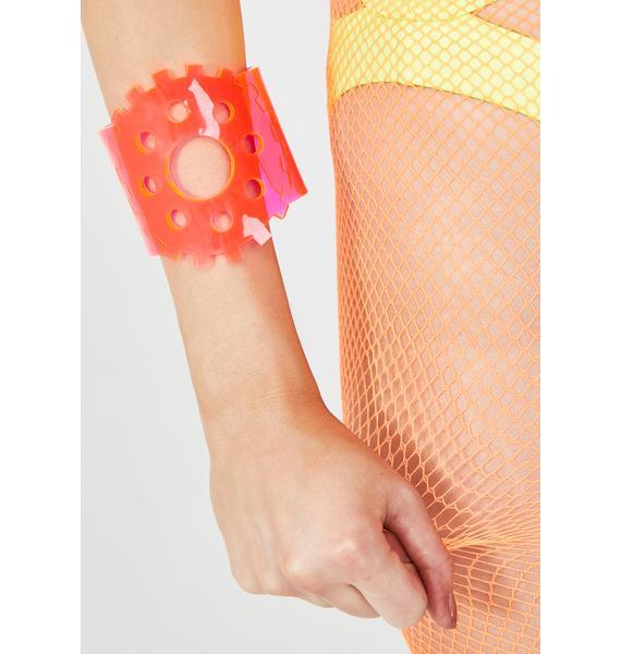 Reloaded Gears UV Bracelet