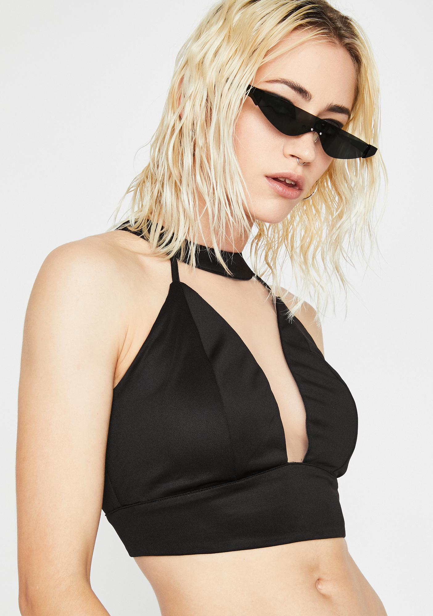 Single No Mingle Halter Top