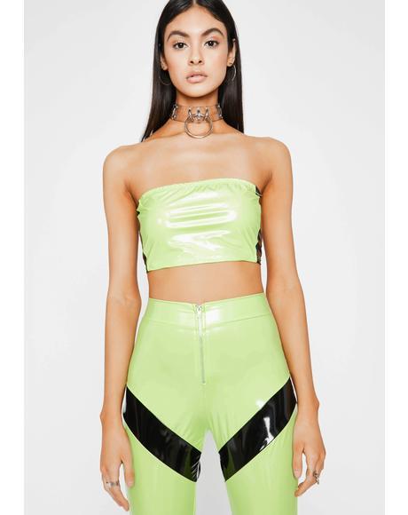 Slime Flashy Flaunt Latex Set