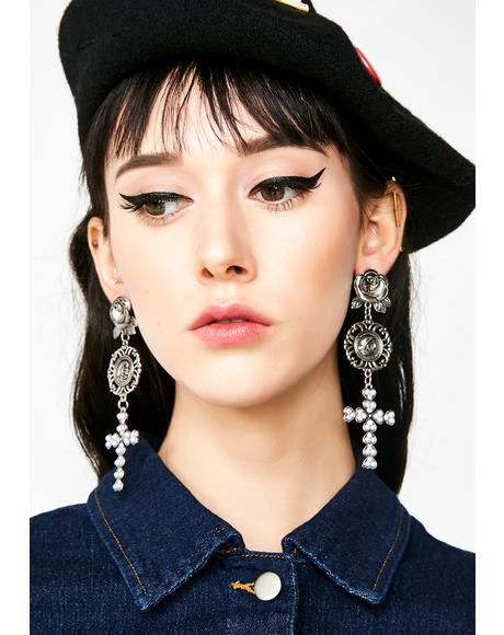 Holy Weird Earrings