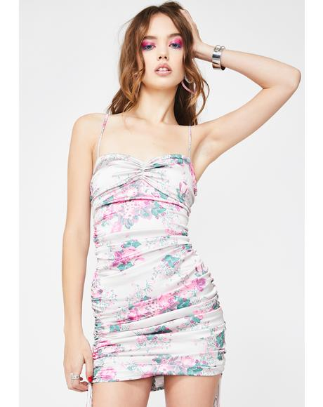 Palais Floral Mini Dress
